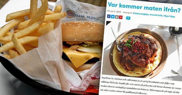 Intresset och engagemanget för maten är större än någonsin visar årets mest lästa artiklar och bloggar på Land.se.