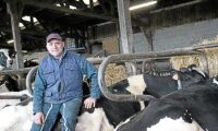 Seger för franska mjölkbönder