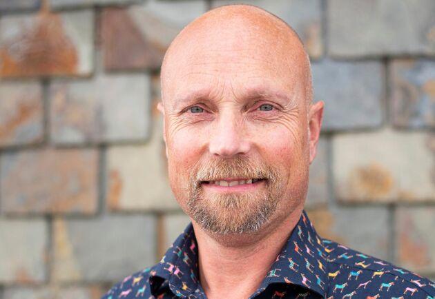 Paul Robertson inköpsdirektör KLS Ugglarps.