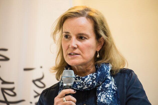 På XL-byggs stämma i dag valdes Annika Bergman in i företagets styrelse.