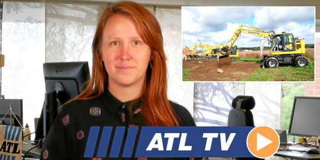 ATL TV: Årets höjdpunkter från maskinmässan