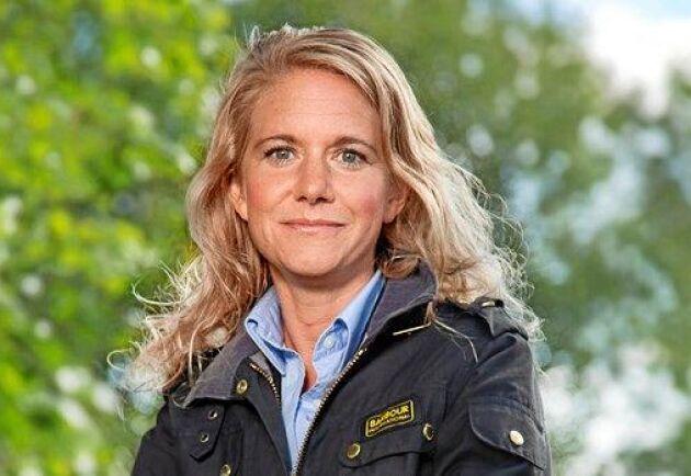 Maria Möller, vice vd SLA.