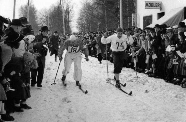 Första Vasaloppet ägde rum 1922.