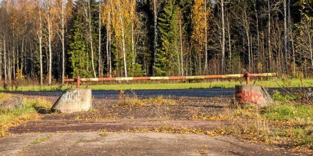 Land reder ut: Rätt och fel om enskild väg