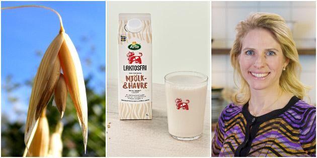 Därför satsar Arla på mjölk med havre