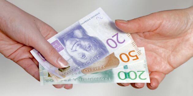 Majoriteten av handlarna kan sluta med kontanter till 2030
