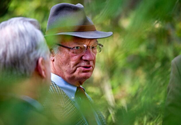 Kungens jakt i Västmanland blir av som planerat.