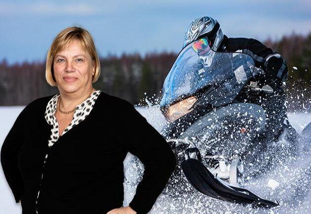 Snöskotrar, terrängcyklar, hästar och fyrhjulingar förs fram på allt från nyplanterad skog till växande grödor, skriver Lena Johansson.