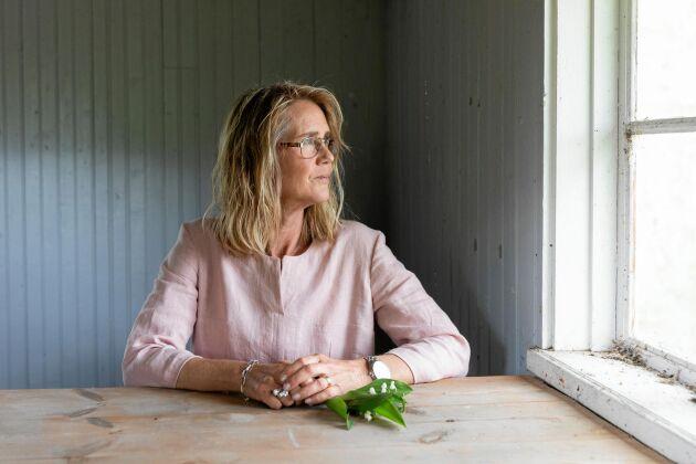 – Närproducerat och hållbart med omtanke om vår miljö – det är viktigt för mig, säger Lisa Söderblom.