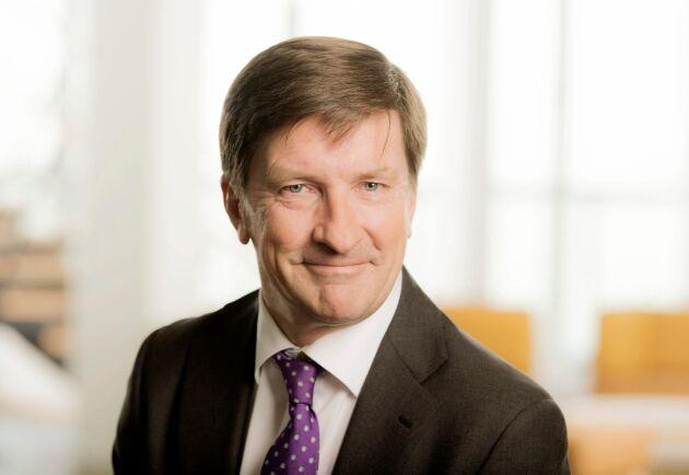 Lars Idermark, vd och koncernchef för Södra.