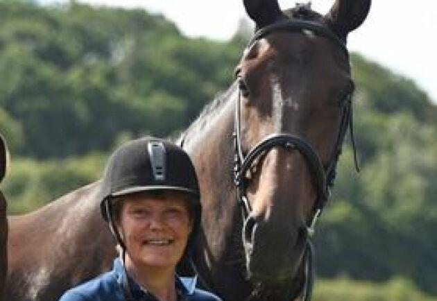 – Äntligen, nu kan hästen betraktas som lantbrukets djur hela vägen, i alla sammanhang, säger Aja Blomberg-Andersson, ordförande för Hästföretagarna.