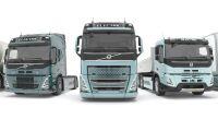 Eldrift på gång för alla Volvos lastbilar