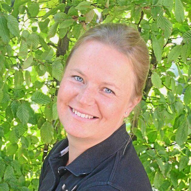 Anna Linnell, rådgivare på HS Konsult i Mälardalen.