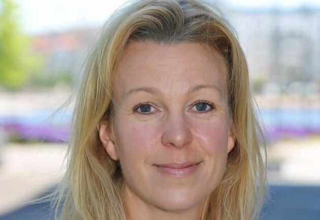 Helena Elofsson, Jordbruksverkets chef för djurskydd.