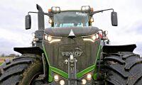 Tyska traktorregistreringar störtdyker