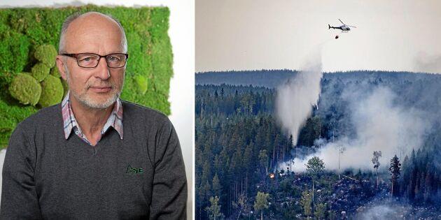 Skogsentreprenörerna rasar mot inrikesministern