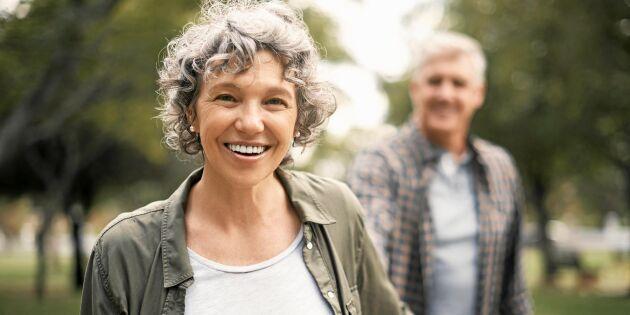 Professor i åldrande: Dagens 70 är det nya 50
