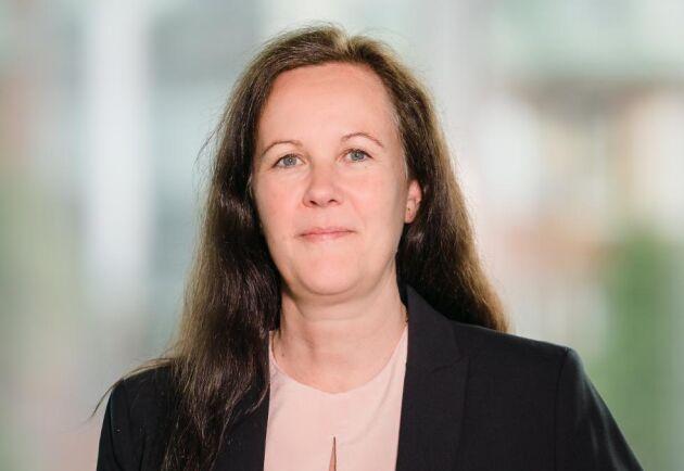 """""""Vi ska förvalta deras förtroende väl"""", lovar Anita Sjölander, vd Nordic Paper, de 5000 nyblivna aktieägarna i företaget."""