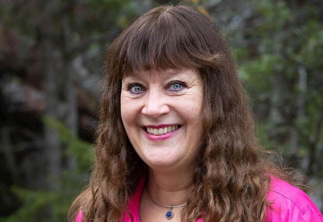 Karin Perers, ordförande Mellanskog.