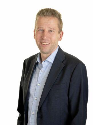 Magnus Lindholm, operativ chef för HK Scan Sverige.