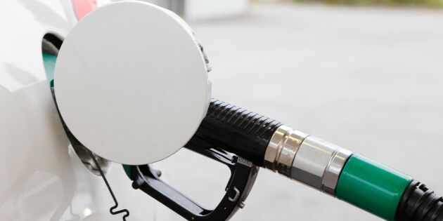 Högsta priset på bensin i svensk historia