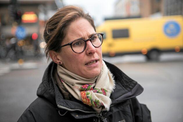 Johanna Sandahl, ordförande i Naturskyddsföreningen, är en av de medverkande på Ekodagen i slutet av januari.