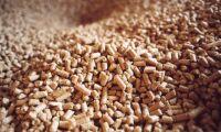 Brist på hyvelspån ger pelletsbrist