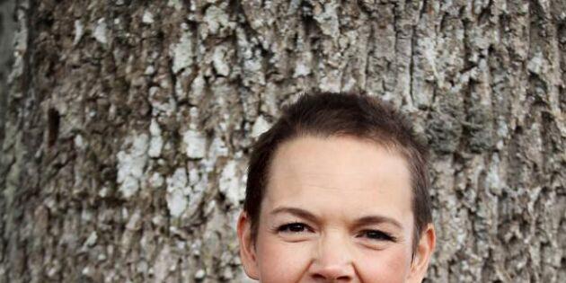Äntligen – odlardrottningen Sara Bäckmo bloggar på land.se