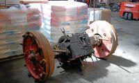 Stort sug efter reservdelar till klassisk traktor