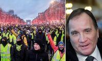 """""""Dags för gula västar i Sverige!"""""""