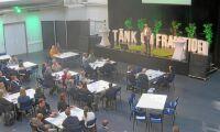Noshörningskoll och skogsskötsel visar jordbrukets framtid