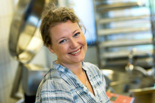 Camilla Sparring i Svärdsjö fick Stora Land-priset