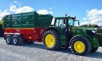 Lyssnade på lantbrukarna – tog fram ny vagn