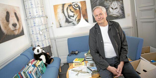 WWF skyddas av kungen och styrs från ett slott