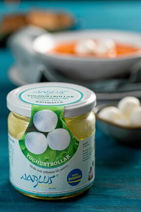 Malmö-ost med palestinska traditioner - gott blir det!
