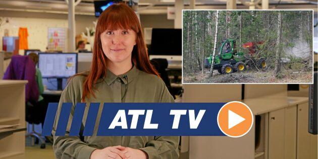 ATL TV: Drönare kollar sprutbehovet