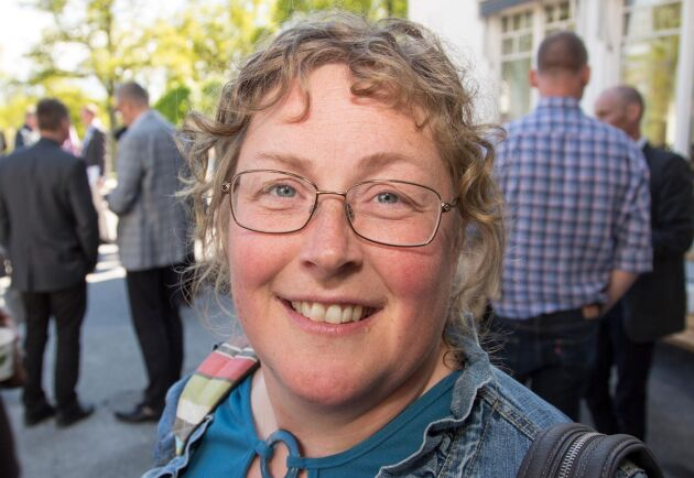 Jenny Karlsson, regionordförande LRF Norrbotten, står också bakom kravet på att se över brandstödet.
