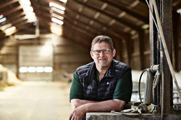 Jan Toft Nørgaard är mjölkbonde och styrelseordförande i Arla Foods. Han företräder de drygt 9000 Arla-bönder som är medlemmar i koncernen.