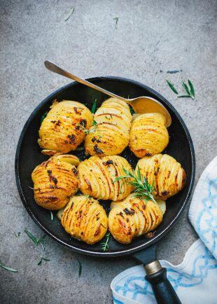 Sedan 1953 har Hasselbackspotatis tillhört våra svenska matklassiker. Tack Leif Elisson för den uppfinningen!