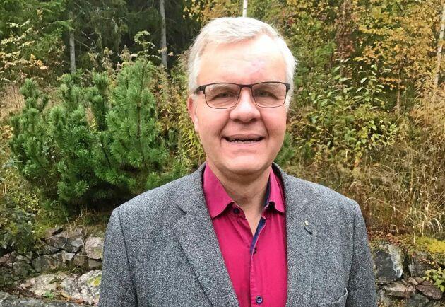 Håkan Johansson, samordnare för LRFs omsorgsgrupper.