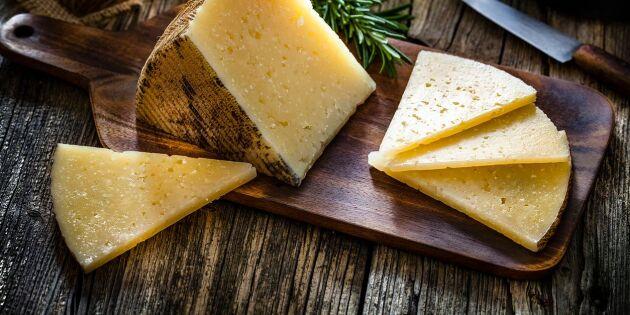 """WWF: """"Chans att ta fram mer svensk ost och chark"""""""