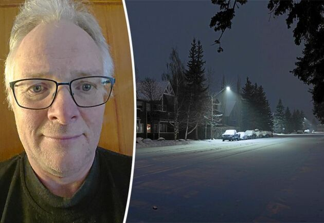 Christer Olsson Bensjö undrar om det verkligen bara är tätorter som ska belysas.