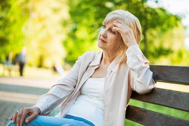 En majoritet av de som går i pension upplever att omställningen är positiv.