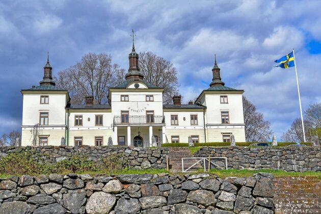 Stenhammar slott.