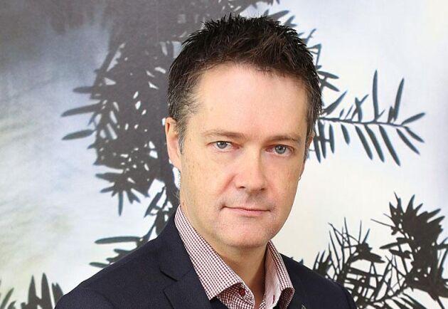 Per-Olof Sjöö, förbundsordförande GS-facket.
