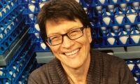 Hon är ny ordförande för Svenska Ägg