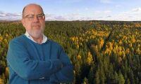 Huvudvärk för skogsbruket när papper faller fritt