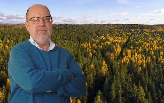 Krisen i pappersproduktionen är ett bekymmer för skogsbruket, skriver Knut Pesson i sin ledare.