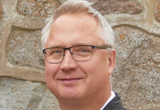 Ove Karlsson, SLU Alnarp.
