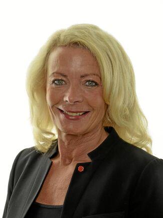 Pia Nilsson (S), gruppledare Trafikutskottet.